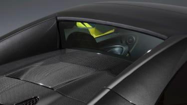 McLaren 570S Spider - rear deck 2