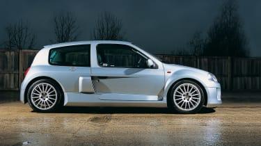 Renaultsport Clio V6 body kit