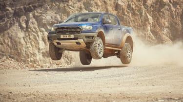 2019 Ford Raptor - jump
