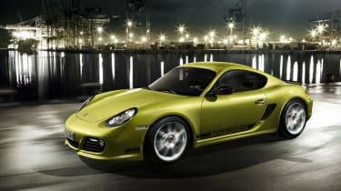 Porsche Cayman R coupe