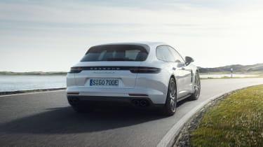 Porsche Panamera Turbo S E-Hybrid Sport Turismo - rear quarter 2