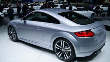New Audi TT and TTS: Geneva 2014