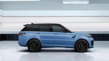 Range Rover Sport SVR Ultimate edition – side