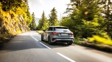 2022 Audi RS3 Sportback –rear tracking 2