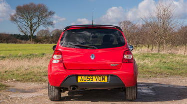 Renault Sport Twingo 133 – rear