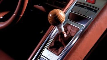Porsche Carrera GT & 959 - interior