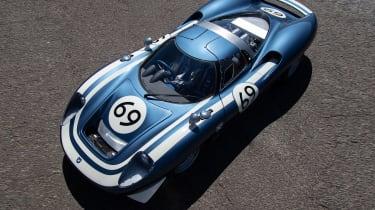 Ecurie Ecosse LM69 - top