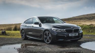 BMW 6-series GT 630d - front quarter