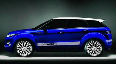 Project Kahn Range Rover Evoque Cosworth