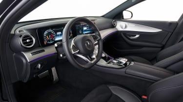 Brabus kits for Mercedes E-Class Estate interior