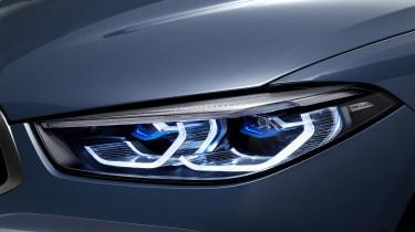 BMW M850i revealed - lights