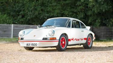 Porsche 2.7 RS Lightweight