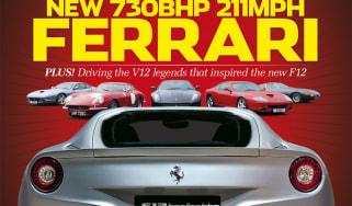 evo issue 169 new Ferrari F12 supercar