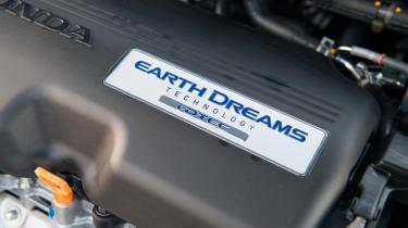 Honda Civic 1.6 i-DTEC – engine