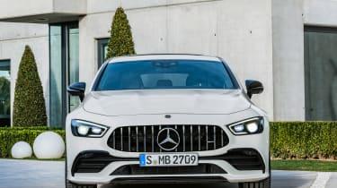 Mercedes-AMG GT 53 - nose