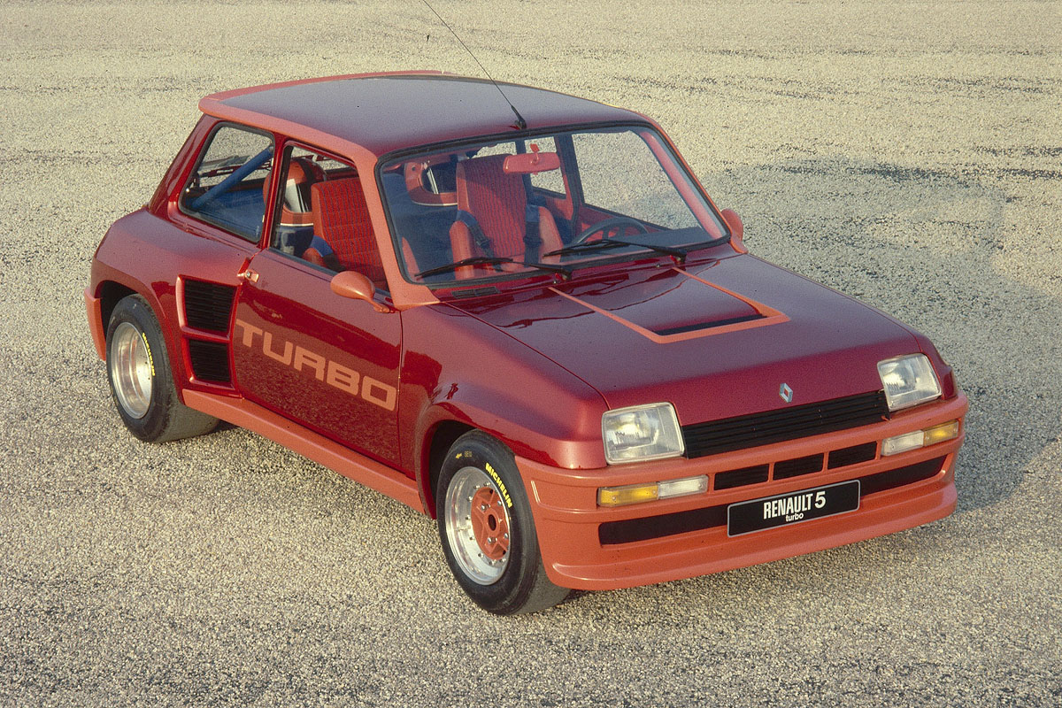 Renault 5 Turbo Birth Of An Icon 1980 Evo