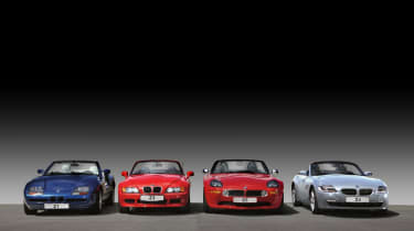 BMW Z-cars to be celebrated at Silverstone Classic