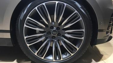 Range Rover Velar - Geneva wheel