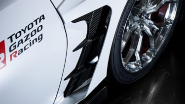 Toyota GR 86 Gazoo Concept – grilles