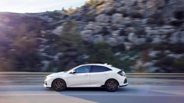 Honda Civic review - profile