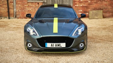 Aston Martin Rapide AMR nose