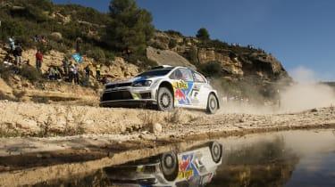 WRC Spain Latvala