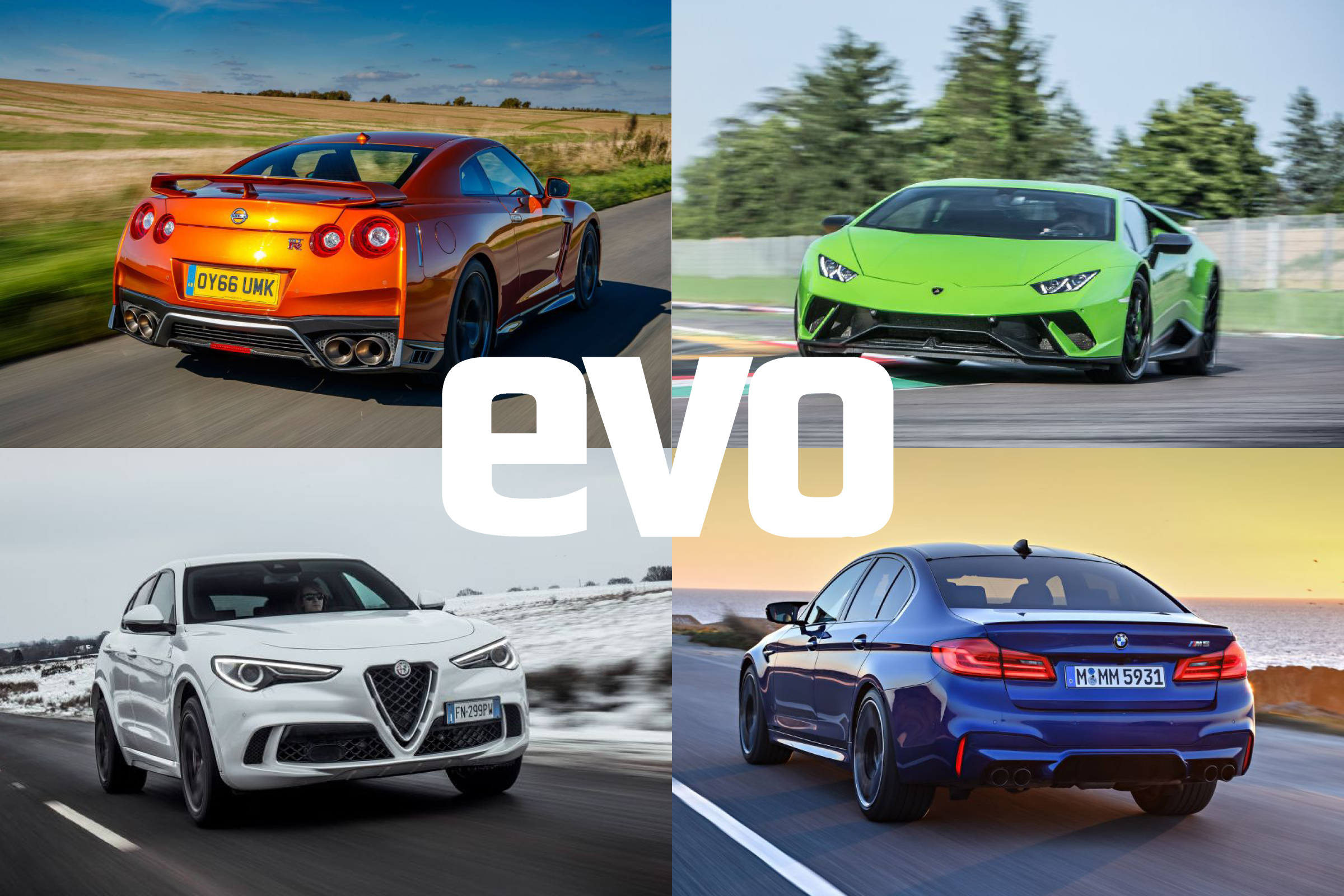 Best 4x4 Cars 2019 The Pick Of Today S All Wheel Drive Performance Car Crop Evo