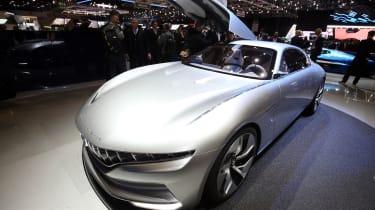 Pininfarina HK GT - front quarter