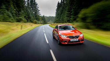 eCoty 2018 - BMW M2