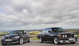 Alpina D3 and B6 comparison