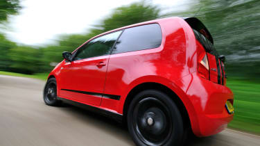 Seat Mii styling pack revealed