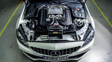 Mercedes-AMG C63 S Estate v Audi RS4 Avant