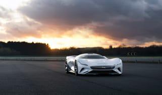 Jaguar Vision Gran Turismo SV Concept - quarter