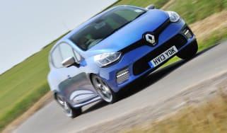 Renault Clio GT Line Malta Blue