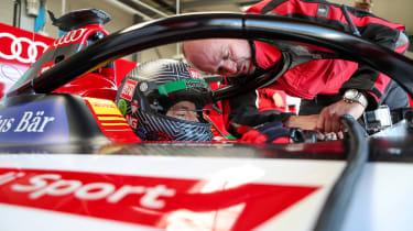 Audi Formula E gen 1 vs Gen 2