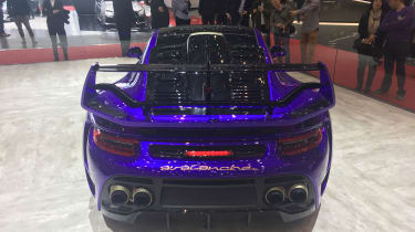 Gemballa Avalanche - Wing