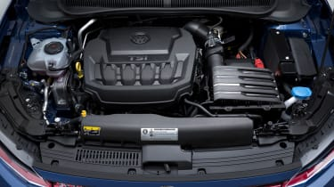 2018 VW Polo GTI – Engine