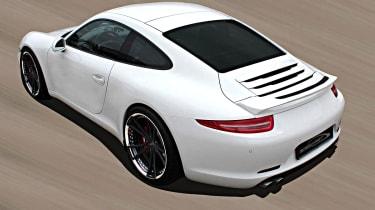 SpeedART tuned 911 coming to Geneva