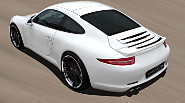 SpeedART tuned 911 coming to Geneva