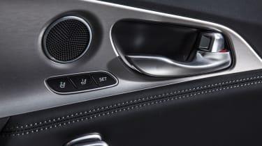 Kia Stinger GT-Line - Interior