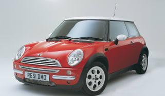 Mini Cooper R50 - front quarter