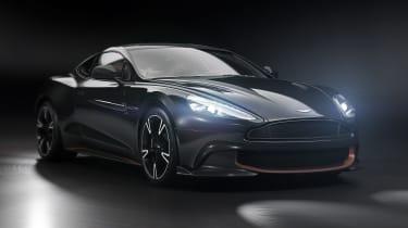 Aston Martin Vanquish S Ultimate - front quarter