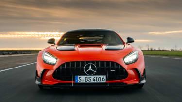 Mercedes-AMG GT Black Series - nose