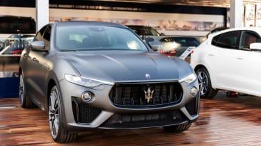 Maserati Levante Trofeo @ Goodwood FoS