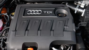 Audi Gearbox Warning