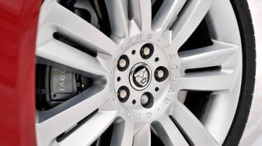 2013 Jaguar XFR Speed Pack alloy wheel