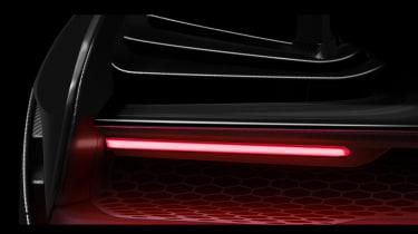 McLaren ultimate series teaser 1