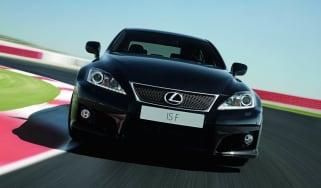 2011 model year Lexus IS-F
