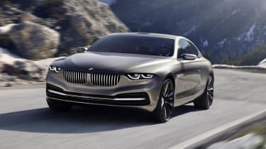 BMW Gran Lusso Coupe