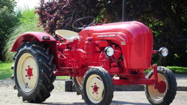 Porsche Standard J tractor